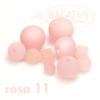 Polarisperlen Polaris Kugeln 20 mm Farbauswahl, 1 Stück - Rosa 11