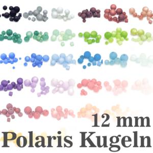 Polaris beads Polaris balls 12 mm color selection, 1 piece