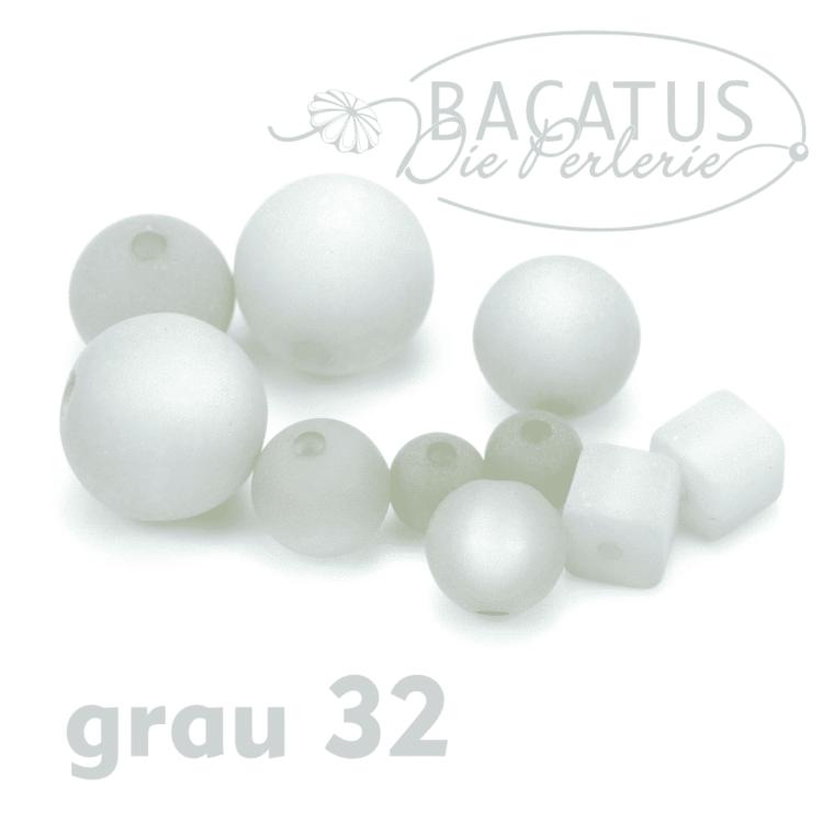 10 POLARIS Pearls 8 mm-White
