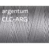 C-Lon Nylongarn 0,5mm | 77 Meter | 1 Rolle (0,05€/m) - argentum