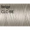 C-Lon Nylongarn 0,5mm | 77 Meter | 1 Rolle (0,05€/m) - beige