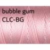 C-Lon Nylongarn 0,5mm | 77 Meter | 1 Rolle (0,05€/m) - bubble gum