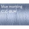 C-Lon Nylongarn 0,5mm | 77 Meter | 1 Rolle (0,05€/m) - blue morning