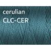 C-Lon Nylongarn 0,5mm | 77 Meter | 1 Rolle (0,05€/m) - cerulian