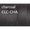 C-Lon Nylongarn 0,5mm | 77 Meter | 1 Rolle (0,05€/m) - charcoal