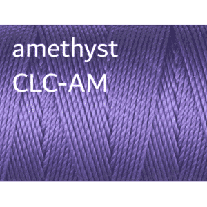 C-Lon nylon thread 0.5mm | 77 meters | 1 roll (€ 0.05 / m)