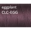 C-Lon Nylongarn 0,5mm | 77 Meter | 1 Rolle (0,05€/m) - eggplant