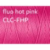 C-Lon Nylongarn 0,5mm | 77 Meter | 1 Rolle (0,05€/m) - fluo hot pink