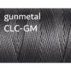 C-Lon Nylongarn 0,5mm | 77 Meter | 1 Rolle (0,05€/m) - gunmetal