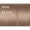 C-Lon Nylongarn 0,5mm | 77 Meter | 1 Rolle (0,05€/m) - latte