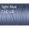 C-Lon Nylongarn 0,5mm | 77 Meter | 1 Rolle (0,05€/m) - light blue