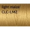 C-Lon Nylongarn 0,5mm | 77 Meter | 1 Rolle (0,05€/m) - light maize