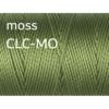 C-Lon Nylongarn 0,5mm | 77 Meter | 1 Rolle (0,05€/m) - moss