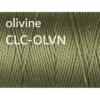 C-Lon Nylongarn 0,5mm | 77 Meter | 1 Rolle (0,05€/m) - olivine