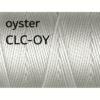 C-Lon Nylongarn 0,5mm | 77 Meter | 1 Rolle (0,05€/m) - oyster