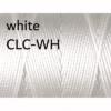 C-Lon Nylongarn 0,5mm | 77 Meter | 1 Rolle (0,05€/m) - white