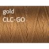 C-Lon Nylongarn 0,5mm | 77 Meter | 1 Rolle (0,05€/m) - gold