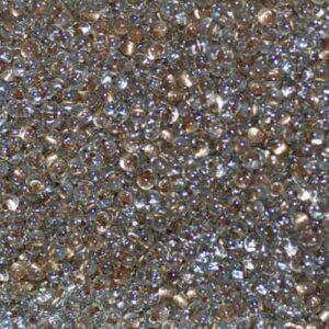 Miyuki Berry Beads Farfalle BB-1521 sparkling beige lined crystal (like DB 907) 5g
