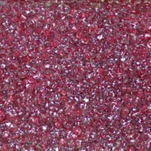 Miyuki Berry Beads Farfalle BB-1524 sparkling peony pink lined crystal (like DB 902) 5g