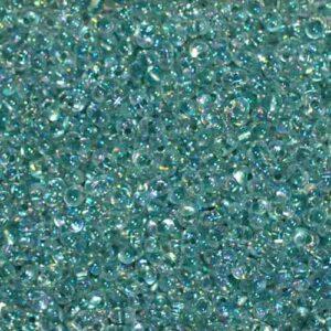Miyuki Berry Beads Farfalle BB-263 sea foam lined crystal AB 5g