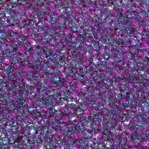 Miyuki Berry Beads Farfalle BB-264 cristal doublé framboise AB 5g