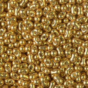 Miyuki Berry Beads Farfalle BB-4202 duracoat galvanized gold 5g
