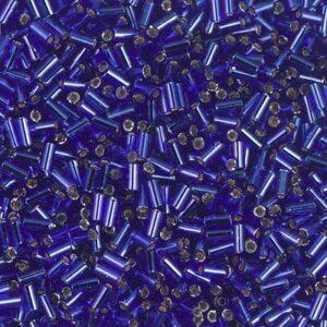 Miyuki pen beads BGL1-020 silverlined dark sapphire 5g