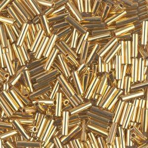 Miyuki Stiftperlen BGL2-191 24kt gold plated 5g