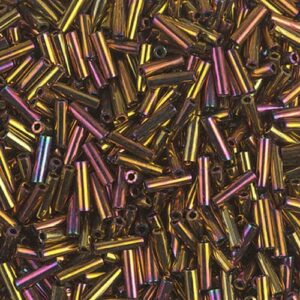 Miyuki Stiftperlen BGL2-462 metallic gold iris 5g