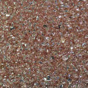 Drop Beads von Miyuki DP28-23 silverlined light blush 5g