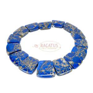 Lapis lazuli necklace 15 – 40 mm, 1 strand