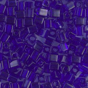 Miyuki Würfel SB-151 transparent cobalt 5g