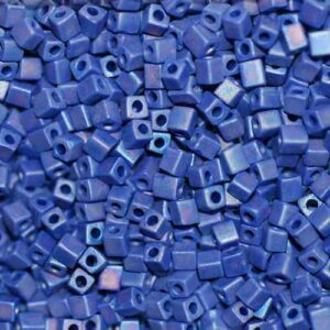 Miyuki Würfel SB-414FR matte opaque cobalt AB 5g