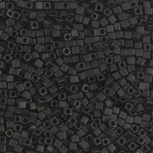 Miyuki Würfel SB18-401F matte black 5g