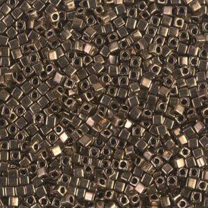 Miyuki Würfel SB18-457 metallic dark bronze 5g