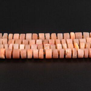Sonnenstein Räder ca. 6 x 10 mm, 1 Strang