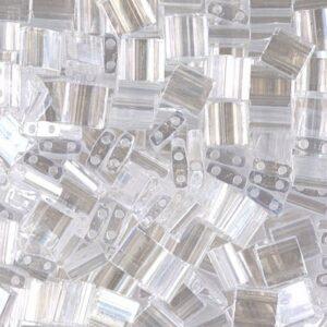 Miyuki Tila Perlen TL-160 crystal luster 5g