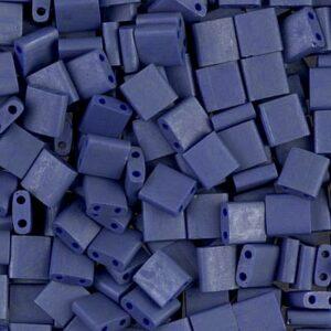 Miyuki Tila Perlen TL-2075 matte opaque cobalt luster 5g