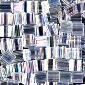 Miyuki Tila Perlen TL-250 crystal AB 5g
