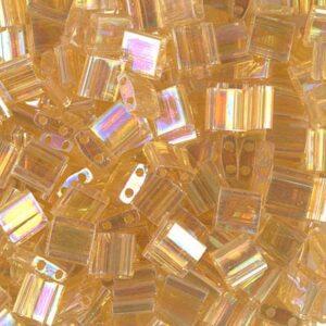 Perles Miyuki Tila TL-251 topaze claire transparente AB 5g