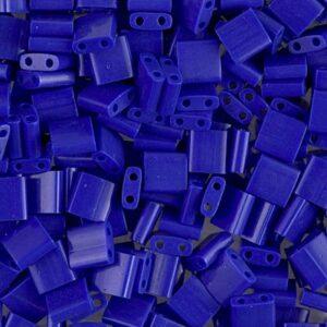Miyuki Tila Perlen TL-414 opaque cobalt 5g