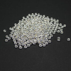 Rings spacer 925 silver Ø 1.2×4 mm