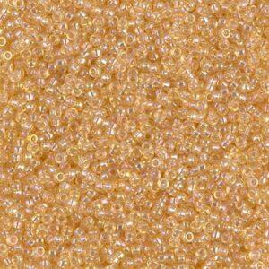 Miyuki Rocailles 15-251 topaze claire transparente 5g