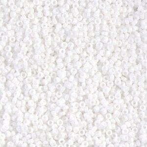 Miyuki Rocailles 15-402 white 5g