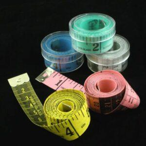 Messband, Maßband, Schneidermaßband 1,50 m