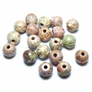 Speck Stein 15 mm, 1 Perle