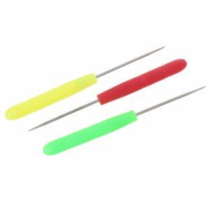 Alène lisse pointe 12,5 cm 0,3 – 1,9 mm pour trous fins
