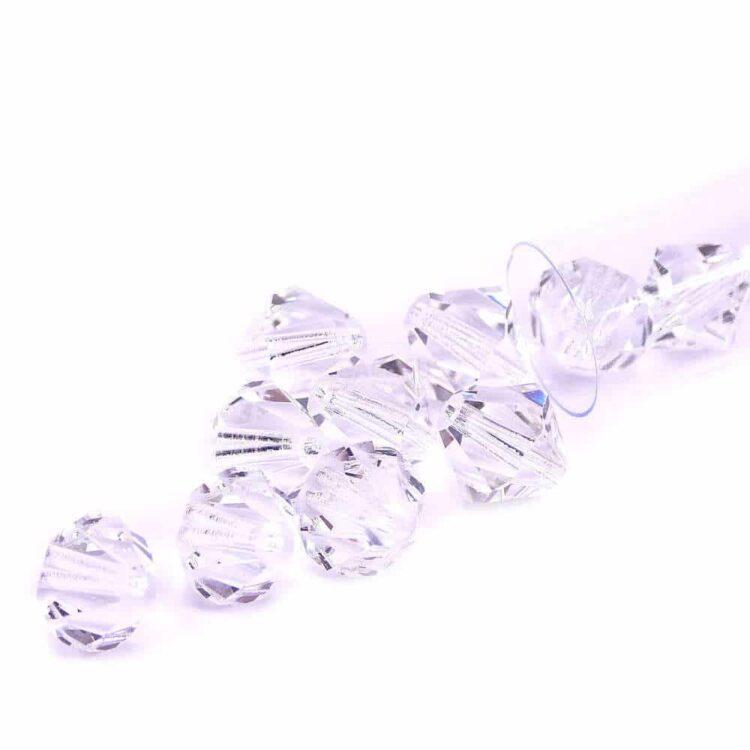 cristal bicône