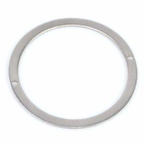 Connecteur acier inoxydable 41 mm