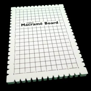 Mini Macrame Board 27 x 19 cm